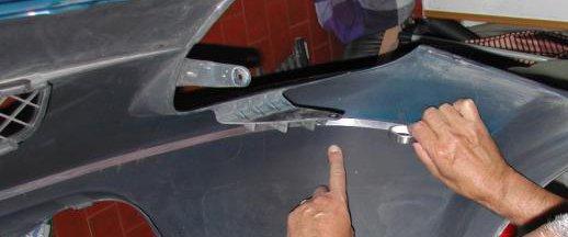 sensori di parcheggio elettromagnetico